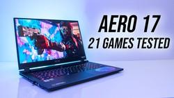 i7-10875H + RTX 2070 Super Max-Q Beats 115W 2070? Gigabyte Aero 17 XB Benchmarks!