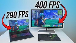 External Monitor Boosts Laptop Gaming Performance!?