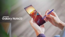 Samsung Galaxy Note 20 - FIRST LOOK AT THE DESIGN