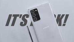 Samsung Galaxy Note 20 Ultra - IT'S BACK