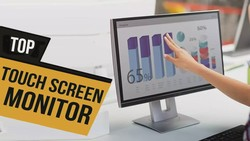 Best Touch Screen Monitor 2020 (budget & portable touchscreen)
