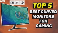 Best Curved Monitors 2020 (Budget, gaming & productivity)
