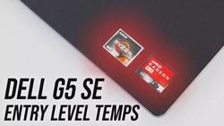 Entry Level Dell G5 SE Hotter Than Higher Spec?
