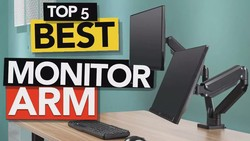 TOP 5 Best Monitor arms in 2020 | Single & Dual