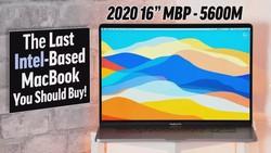 """5600M 16"""" MacBook Pro Review - DON'T Wait for ARM!"""