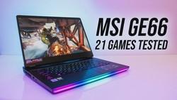 MSI GE66 - A Beast In Games