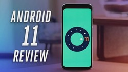 Android 11 review: the most important settings