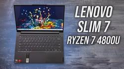 Lenovo Slim 7 Review - Ryzen 4800U 8 Core Power!