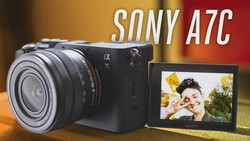 Sony A7C Review: a little ripper!