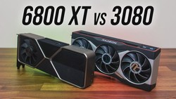 Radeon RX 6800 XT vs Nvidia RTX 3080 - AMD Competitive at High End?