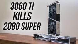 RTX 3060 Ti vs 2080 Super - $400 GPU Beats $700?