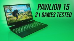 Gaming On 4 Cores In Late 2020? HP Pavilion 15 Tested