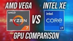 Intel Xe vs AMD Vega - Laptop iGPU Gaming Comparison!