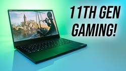 Intel 11th Gen Game Testing - 1080p & 720p Benchmarks with Razer Blade Stealth 13