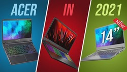 New Acer 2021 Gaming Laptops! Helios 300 Comeback?