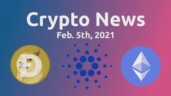 Crypto News: Ethereum, Dogecoin, Cardano, UMA - Crypto Rockets!