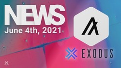 Crypto News: Polkadot VC fund, Algorand to host Exodus shares, & Dogecoin news