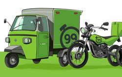 99 minutos: Mexico's last-mile delivery startup raises $40M in Series B funding