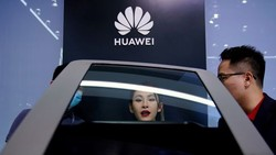 Huawei aims to built its driverless car technology by 2025