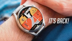 Samsung Galaxy Watch 4 CLASSIC - OFFICIAL LOOK!