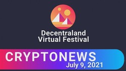Crypto News: Decentraland Music Festival, Visa Crypto, Ethereum EIP-1559 Hard Fork
