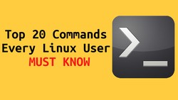 Top 20 Commands Every Linux User MUST KNOW