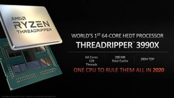 The new AMD processor is a true 64-core monster that can destroy Intel