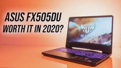 ASUS TUF FX505DU In 2020? Game Performance vs 2019