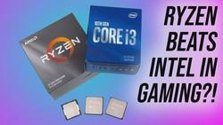 Intel i3-10100 vs Ryzen 3 3300X & 3100 - Budget CPU Comparison!