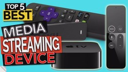 Top 5 Best STREAMING DEVICE 2020 (Media 4K TV & Stick)