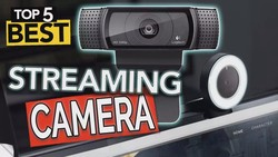 TOP 5 Webcams | Best Streaming camera 2020