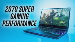Infinity W5 / Eluktronics Mech-15 G3 / XMG Neo 15 Gaming Performance
