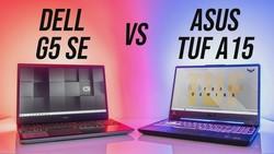 ASUS TUF A15 vs Dell G5 SE Gaming Laptop Comparison