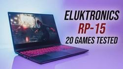 Eluktronics RP-15 Gaming Performance - 20 Games Tested!