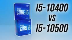 Intel i5-10400 vs i5-10500 - Worth Paying More?