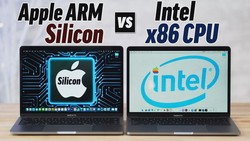 Apple Silicon ARM Chips vs Intel x86 Processors for Mac?