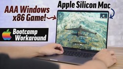 How to Play x86 AAA Windows Games on Apple Silicon Macs!