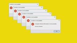 How to fix these common Windows errors