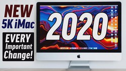 Apple's 2020 5K iMac is HERE! Every NEW Change Explained