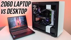 Laptop vs Desktop - Nvidia RTX 2060 Comparison!