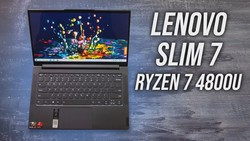 Lenovo Slim 7 Review - Ryzen 4800U 8 Core Power!