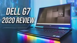 Dell G7 7700 Gaming Laptop Review - Big RGB = Big Gains?