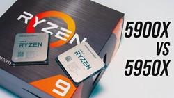 5900X vs 5950X - AMD Ryzen 9 CPU Comparison
