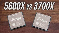 AMD Ryzen 5 5600X vs Ryzen 7 3700X - 6 or 8 Cores?