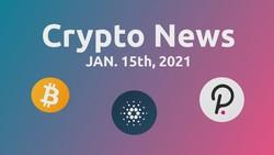 Crypto News: Polkadot flips Litecoin, EOS takes a hit, and Bitcoin bear market???