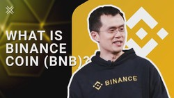 Binance Smart Chain: Binance Coin BNB