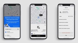 Create an app like Uber