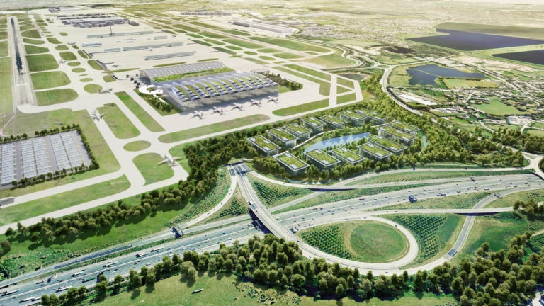 TOP 10: The largest airports in the world