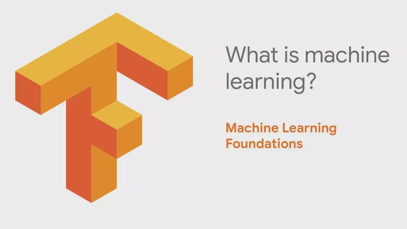 Machine Learning Foundations: Part 1 - What is ML?