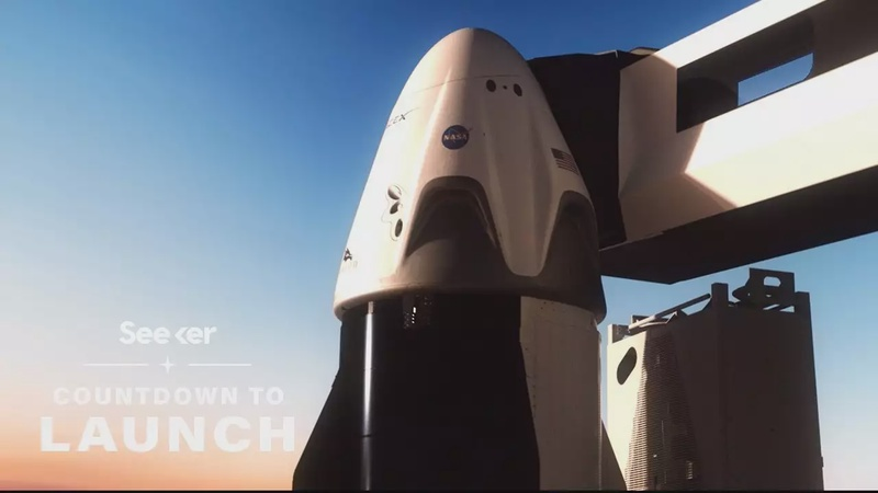 SpaceX Crew Dragon Is the Most Anticipated Launch of the Year